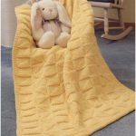 Awesome Soft Baby Knit Blanket