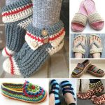 Amazing Slippers Collection of 20 Crochet Patterns