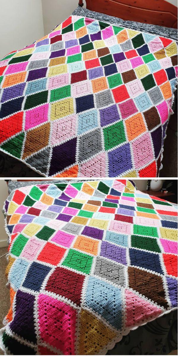 Harley Quinn's blanket